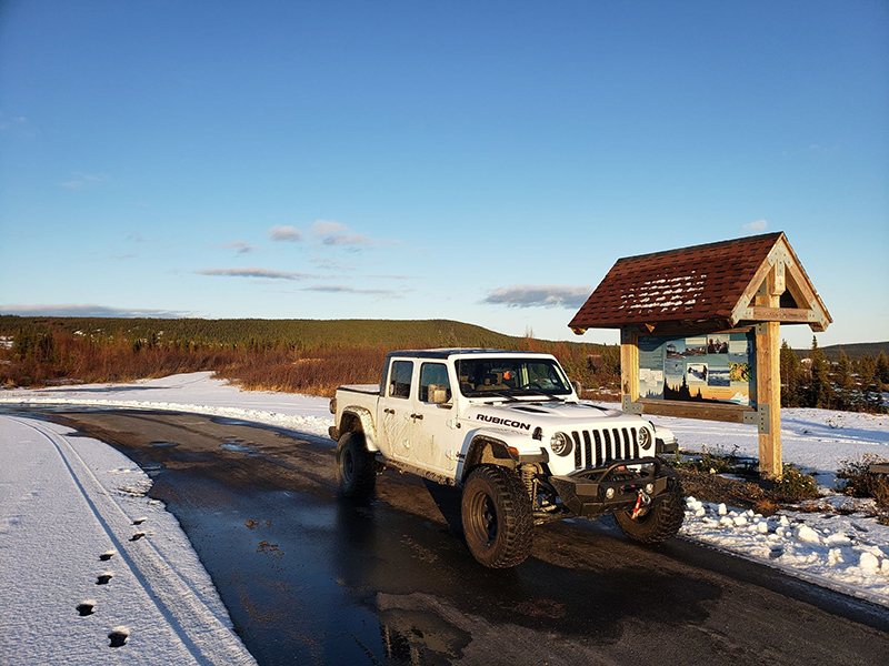 Our Jeep Gladiator – 0 to 2000 Km 57