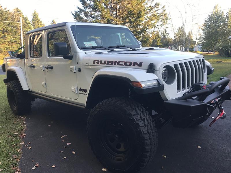 Jeep Gladiator - Rubicon