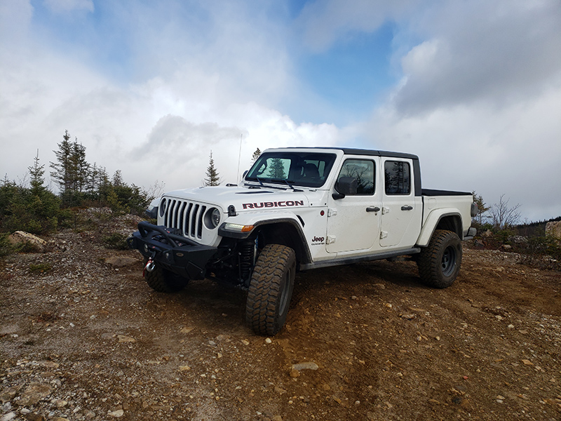 Our Jeep Gladiator – 0 to 2000 Km 1