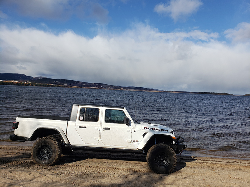Our Jeep Gladiator – 0 to 2000 Km 6