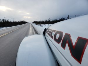 Surviving the Trans Labrador Highway in winter 8