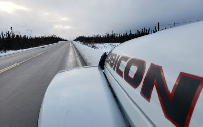 Surviving the Trans Labrador Highway in winter