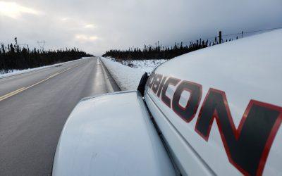 Surviving the Trans Labrador Highway in winter