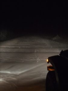 Surviving the Trans Labrador Highway in winter 2
