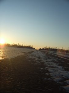 Surviving the Trans Labrador Highway in winter 13
