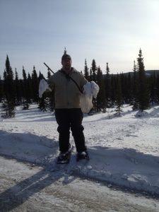 Surviving the Trans Labrador Highway in winter 23