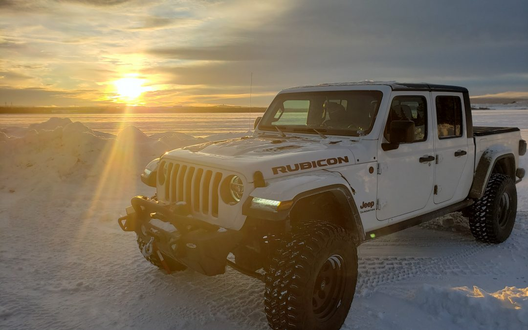 Our Jeep Gladiator – 2000 to 10,000Km